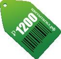 От 1000 до 2000 рублей